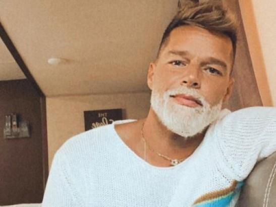 """Ricky Martín sorprende  con """"Papá Pitufo"""""""