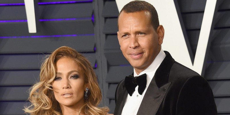 Jennifer López y Alex Rodríguez están entre las celebridades mejor pagadas